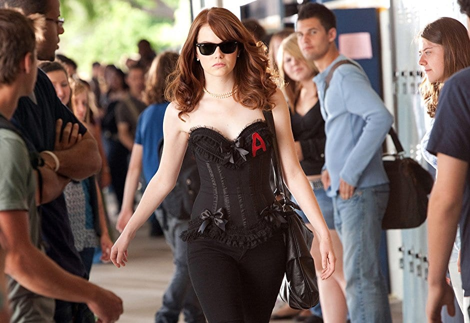 Easy A Columbia Pictures